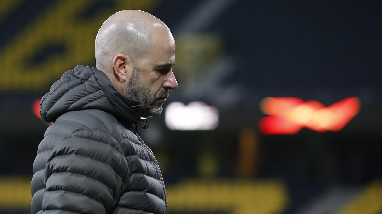 Bosz ergert zich aan 'amateuristisch' verdedigen Leverkusen in spektakelstuk - NU.nl