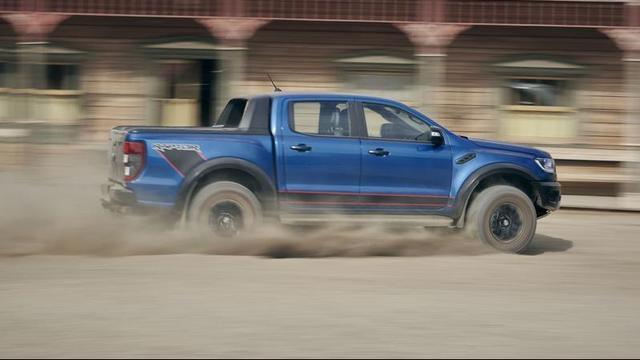 Een Ford Ranger kan een goede kandidaat zijn voor bestelauto