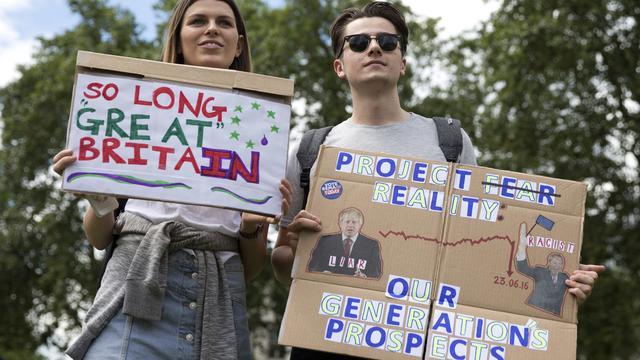 Drie miljoen mensen tekenen petitie voor nieuw Brits EU-referendum