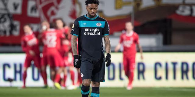 Gesloten: FC Twente in extremis naast PSV door goal Celina
