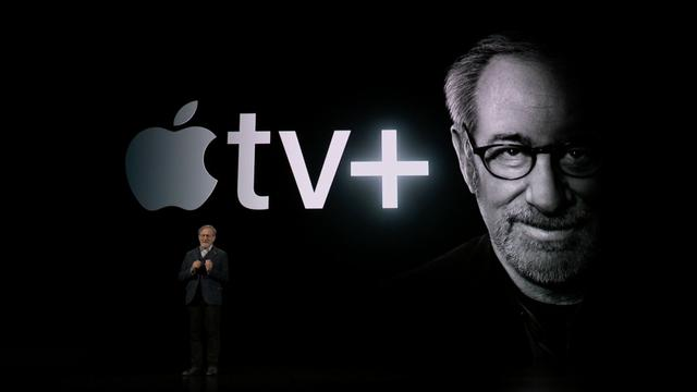 'Streamingdienst Apple TV+ vanaf november beschikbaar'