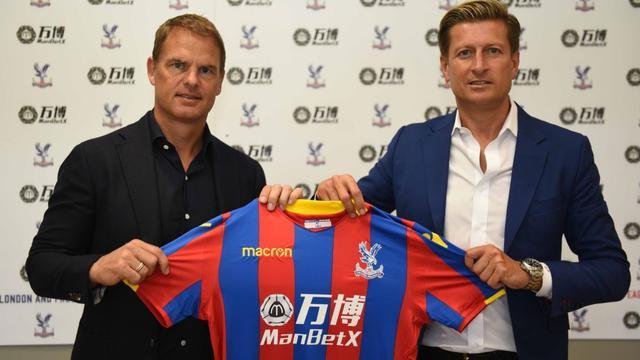 De Boer wil met nieuwe club Crystal Palace dominant en attractief spelen