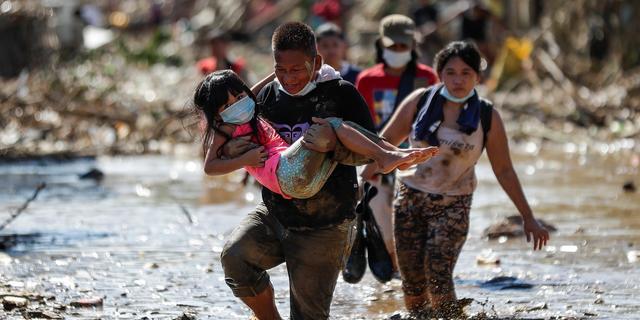 Dodental op Filipijnen door tyfoon Vamco stijgt naar 26