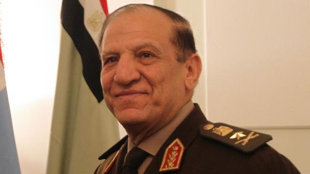 Presidentskandidaat Egypte opgepakt