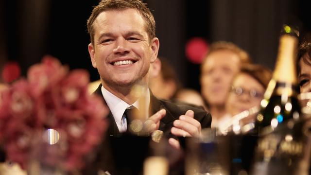 Matt Damon zou geen problemen hebben met jongere vervanger