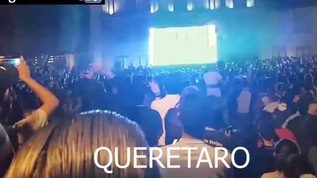Mexicanen massaal de straat op om Dragon Ball te kijken