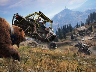 Far Cry 5 heeft potentie, maar vindt zichzelf niet opnieuw uit