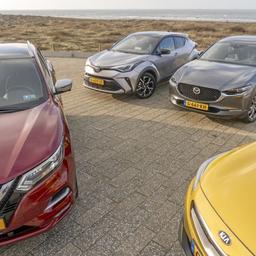 Europese autoverkoop bijna een kwart lager in 2020