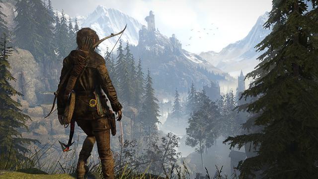 Review: Lara Croft maakt zich onsterfelijk in Rise of the Tomb Raider