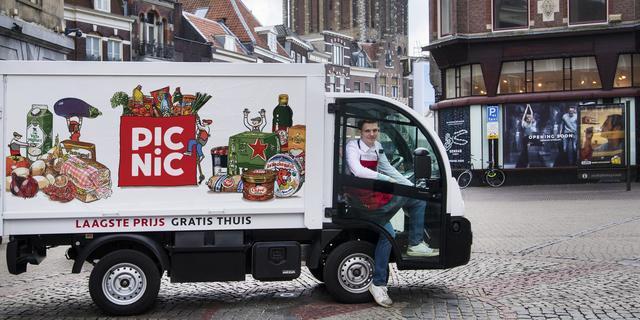 'Online supermarkt Picnic vaart wel bij coronacrisis en breidt fors uit'