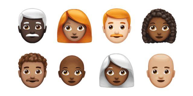 Grote emoji-update voor iPhones en iPads dinsdagavond beschikbaar