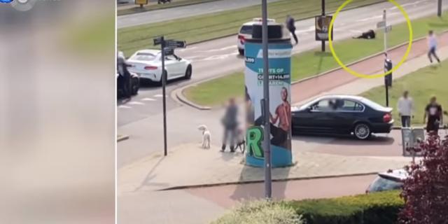 Politie arresteert verdachte van mishandelen agent bij trouwstoet