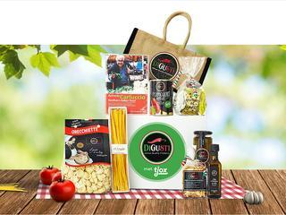 Tover in een handomdraai de authentieke smaak van Italië op tafel met de box van DiGusti