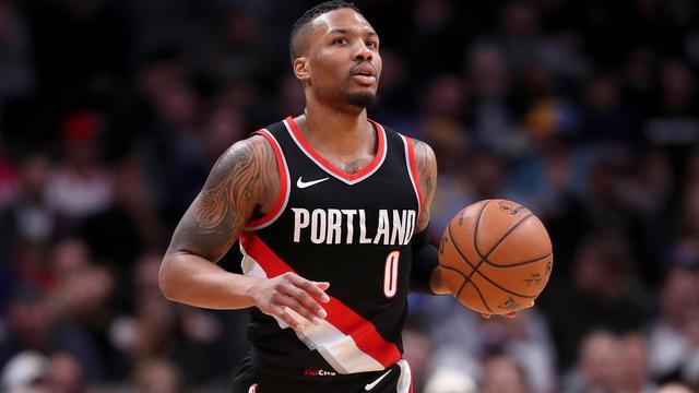 Trail Blazers als derde ploeg in Western Conference naar play-offs NBA
