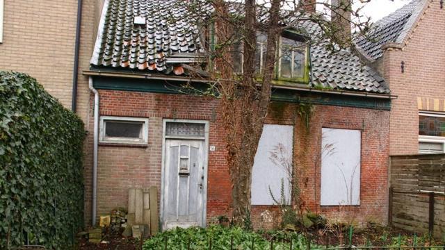 Dwangsom voor twee verpauperde woningen in Yerseke