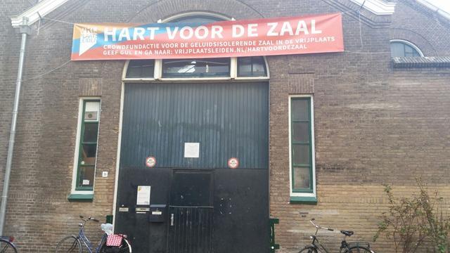 Al 35 procent binnen van crowdfunding Vrijplaats Leiden