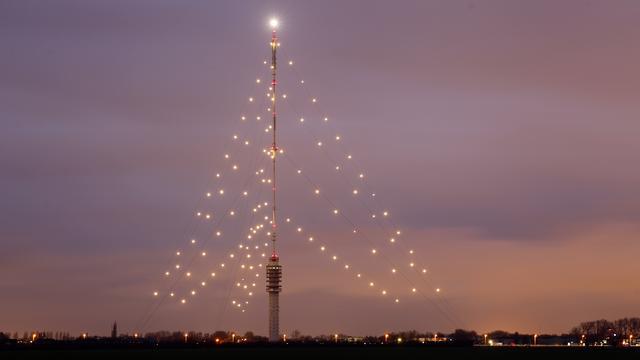 Ontsteking van de Grootste Kerstboom van Nederland - IJsselstein