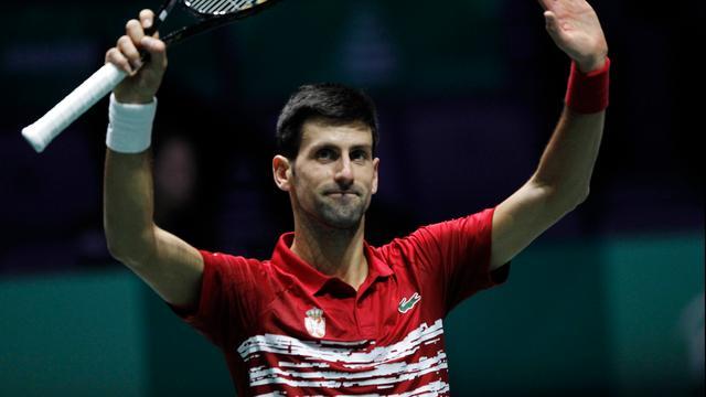 Djokovic pleit voor combineren van toernooien op volle tenniskalender
