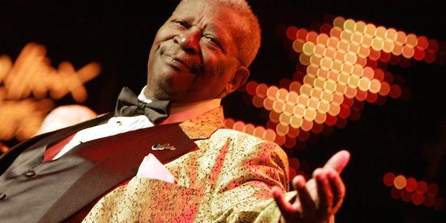Profiel: B.B. King inspireerde talloze musici