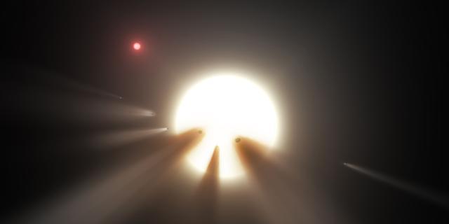 Wetenschappers vinden aanwijzingen voor maan buiten ons zonnestelsel