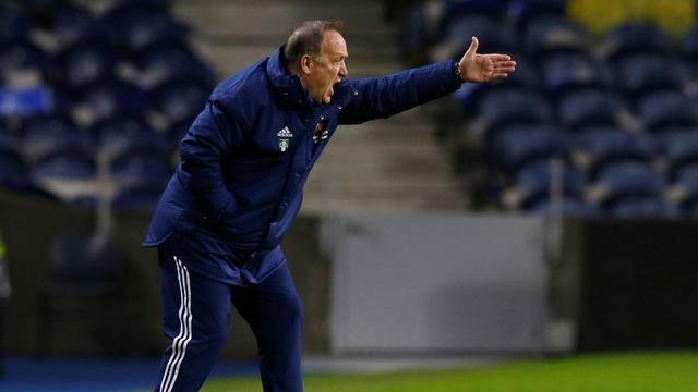 Advocaat content met Feyenoord ondanks verlies tegen 'goede ploeg' Porto