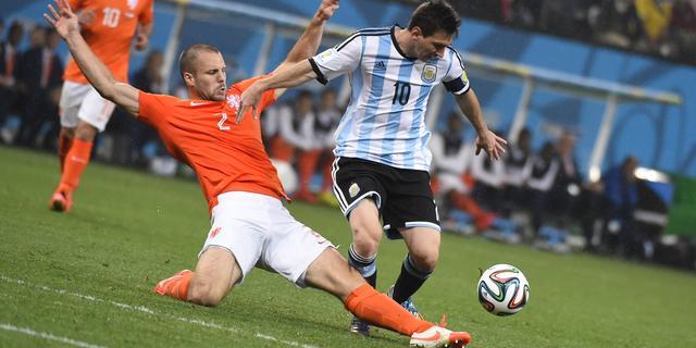 Van Alkmaarderhout tot Messi: de loopbaan van Vlaar in foto's