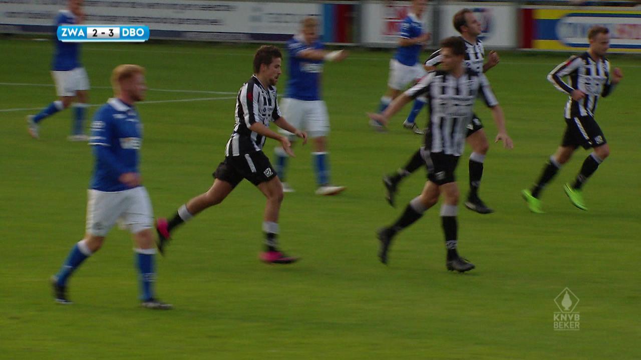 Samenvatting Zwaluwen-FC Den Bosch (2-3)