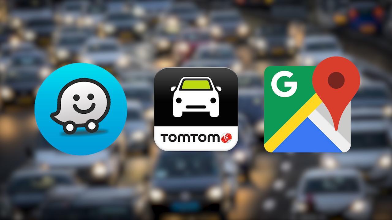 Navigatieapps getest: Met deze app vermijd je files het best