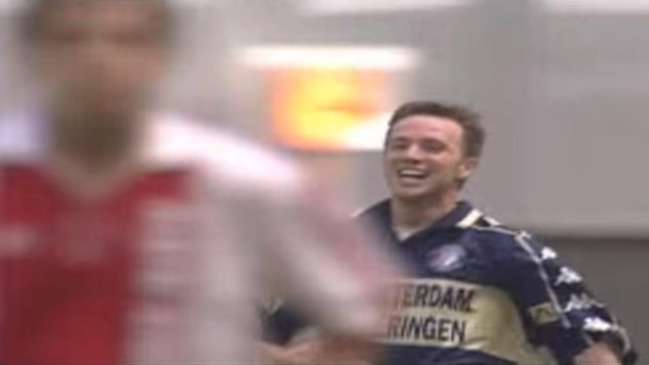 Ajax-Feyenoord 3-4 (2001)