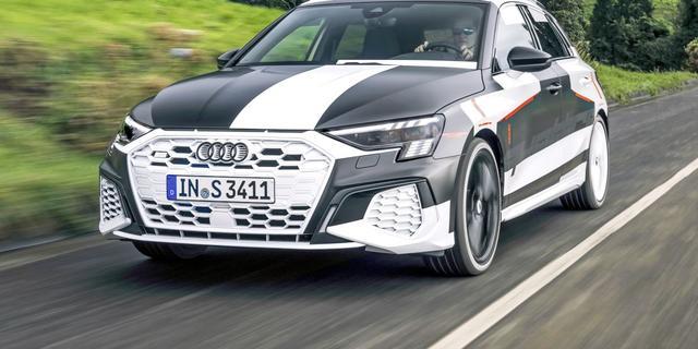 Uiterlijk nieuwe Audi A3 laat weinig te raden over