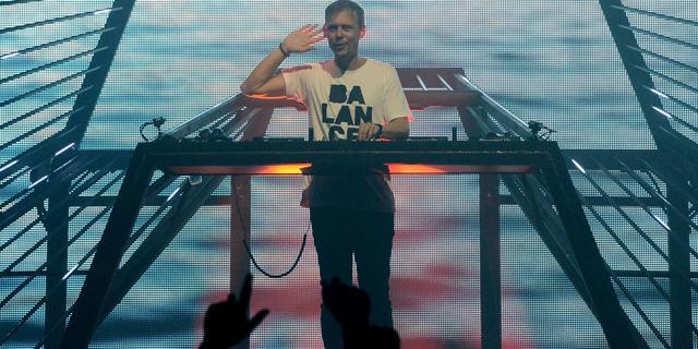 Armin van Buuren stelt shows in Ziggo Dome uit vanwege coronavirus