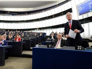 Uittreding Verenigd Koninkrijk moet ruim voor Europese verkiezingen in mei 2019 van kracht worden