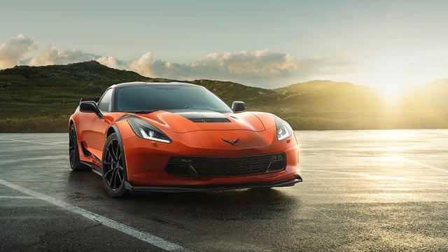 Chevrolet introduceert afscheidsversie van Corvette voor Europa