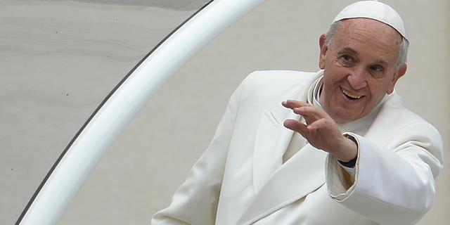 Paus verklaart voor het eerst echtpaar heilig