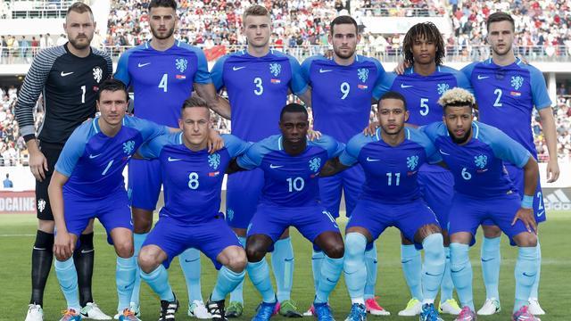 Klein herstel Oranje op FIFA-ranking na historisch dieptepunt