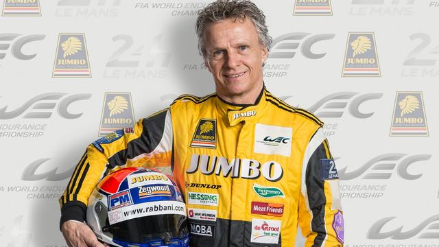 Lammers met Nederlands team voor 24e keer van start in 24 uur van Le Mans