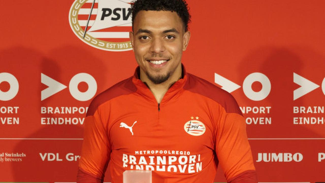 PSV-aanvaller Malen uitgeroepen tot Speler van de Maand in Eredivisie - NU.nl