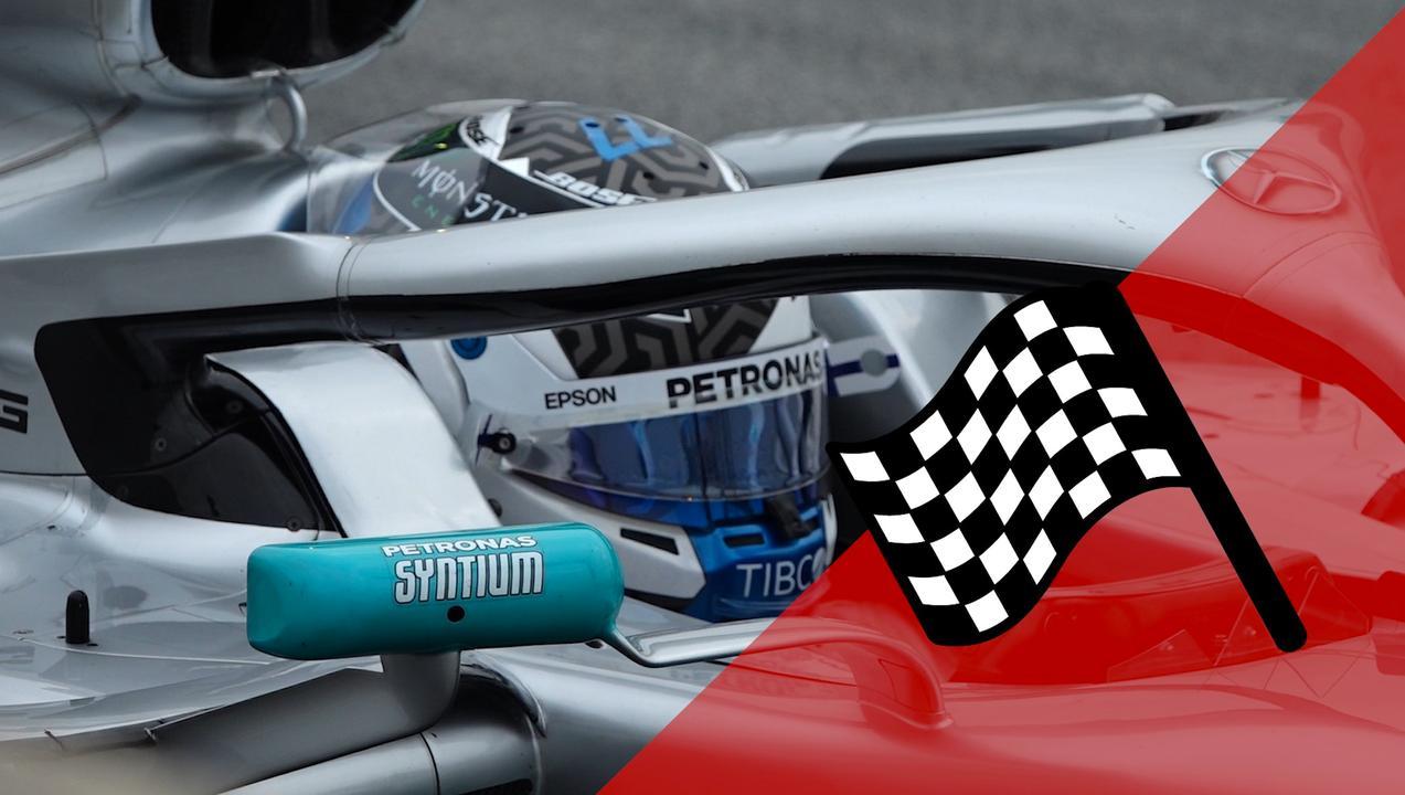 Testdagen F1: 'Mercedes laat achterste van tong niet zien'