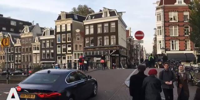 'Kruising Weteringschans en Spiegelstraat levensgevaarlijk'