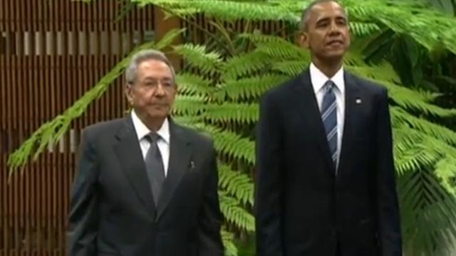 Obama houdt toespraak in Cuba, Nieuwe schijf van Vijf
