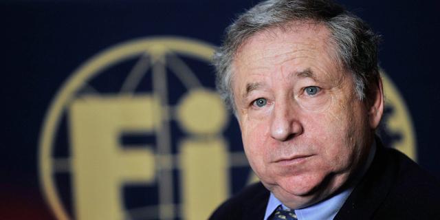 Todt noemt 'botsing' Le Mans en GP Europa onvermijdelijk