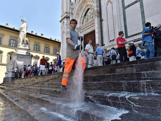 'Steeds vaker gedragen toeristen zich respectloos'