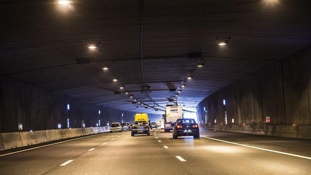 Deel van snelweg A2 bij Utrecht aankomende twee weekenden afgesloten
