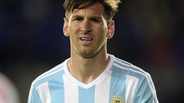 Messi neemt dit jaar niet deel aan Olympische Spelen