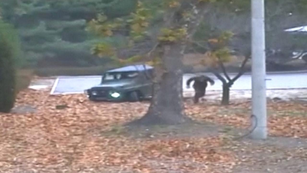 Noord-Koreaanse overloper vlucht voor schietende grenswachten