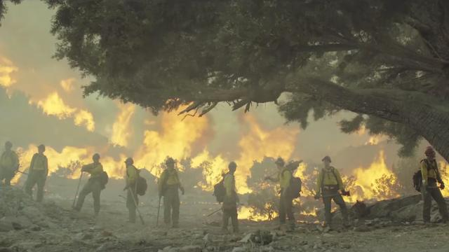 Josh Brolin speelt moedige brandweerman in trailer Only the brave