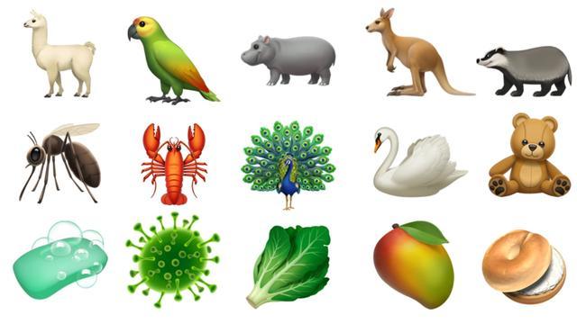 Dit zijn alle nieuwe emoji's voor iPhone en iPad