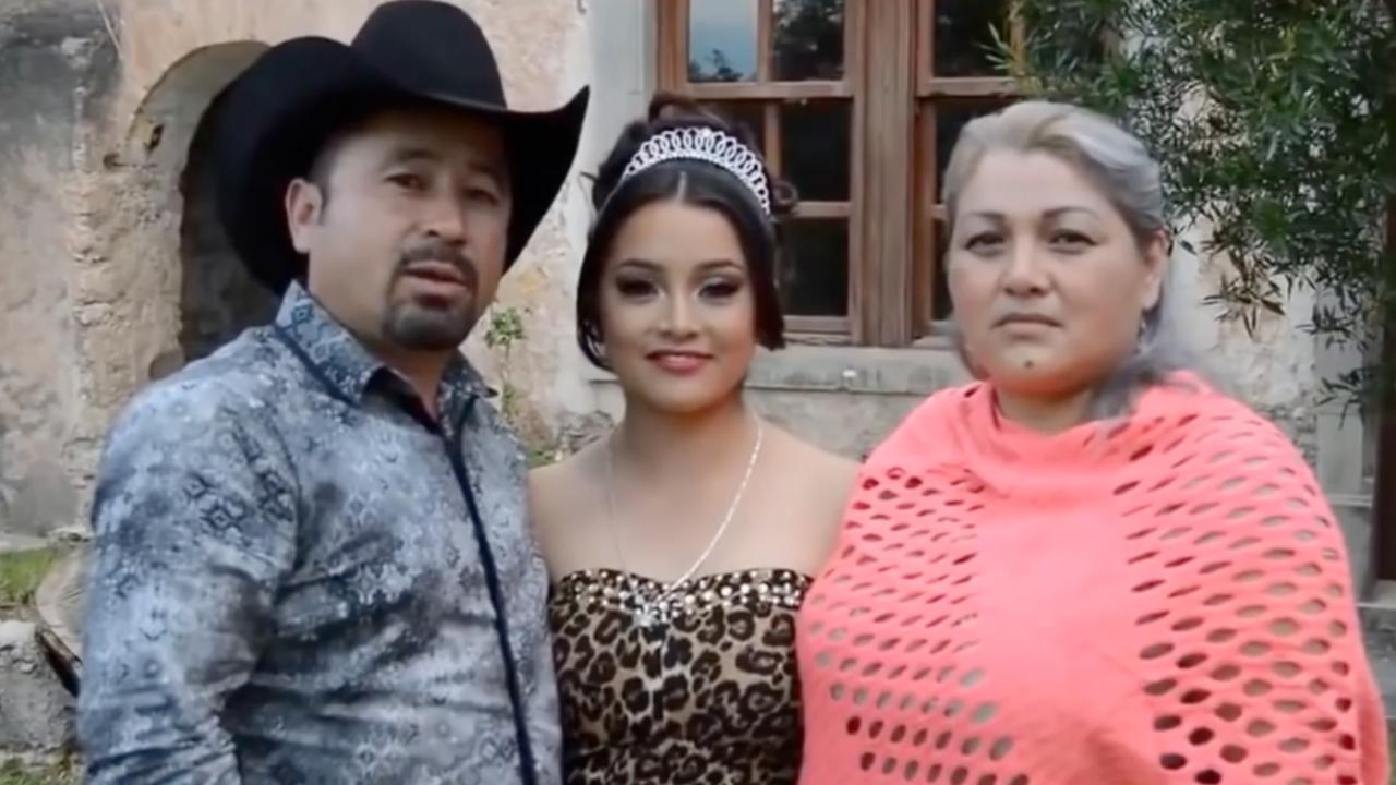 Mexicaanse vader nodigt 'iedereen' uit voor verjaardag dochter