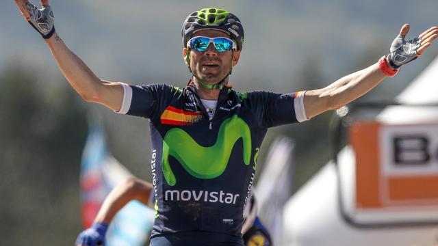 Valverde (36) blijft na contractverlenging nog zeker drie jaar wielrennen