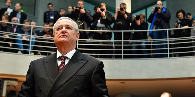 Proces tegen oud-Volkswagen-CEO Winterkorn waarschijnlijk opnieuw uitgesteld